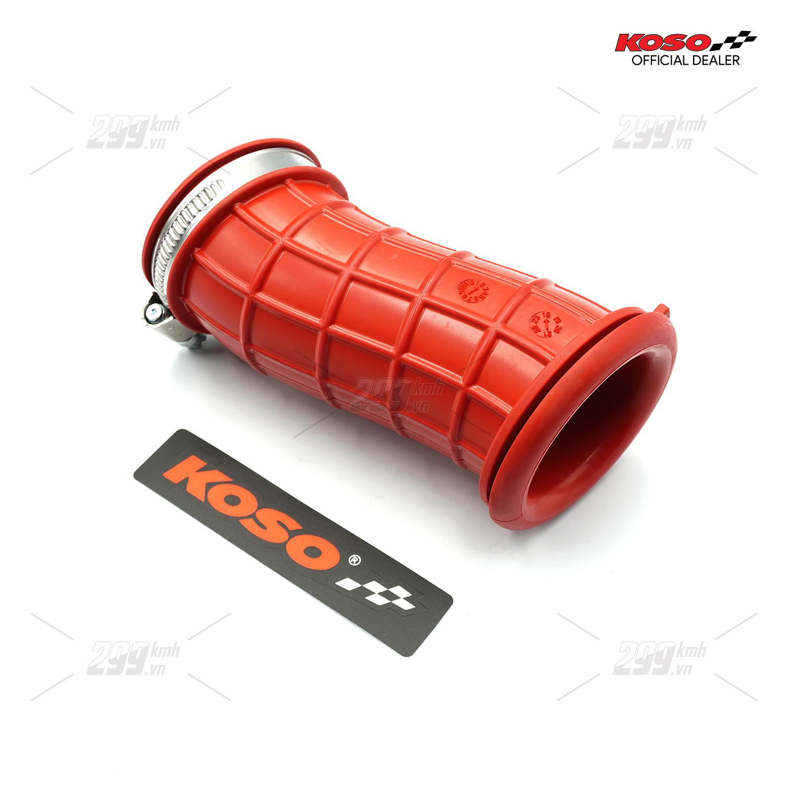 [WINNER] Co nối (ống nối) bầu lọc gió Koso Racing cho Winner, Winner X, Sonic