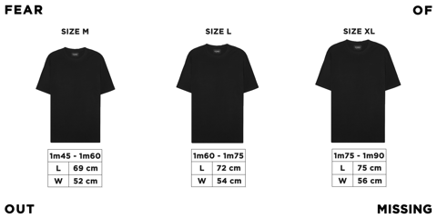 DELUSION T-SHIRT/BLACK