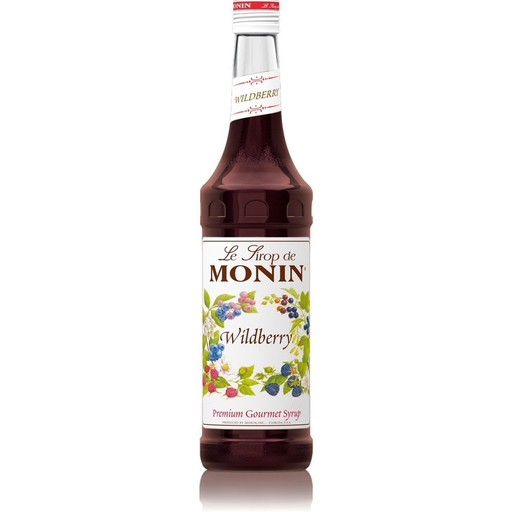 Siro Monin Wildberry 700ml