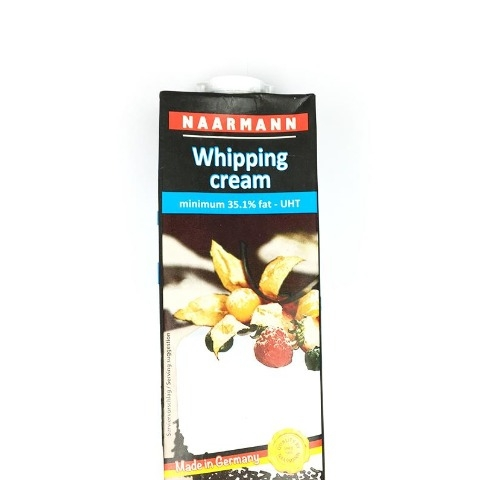 Whipping cream Naarmann