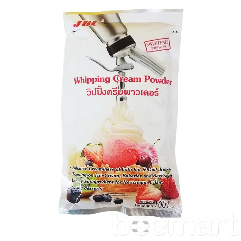 Whipping cream power khô JBU 100g 1