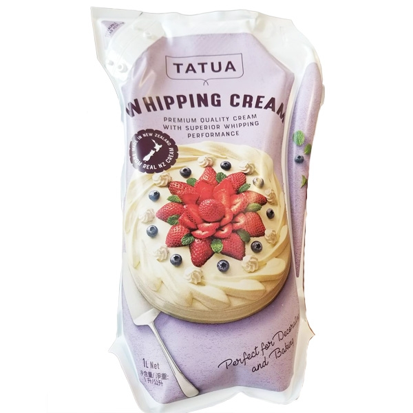 Whipping cream Tatua 1L 9414997006418
