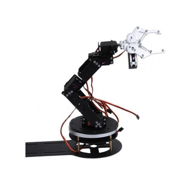 Cánh tay robot dof ổ bi xoay e