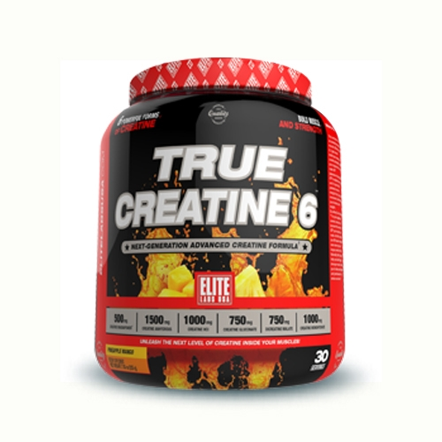 Elite Labs USA True Creatine 6, 30 Servings