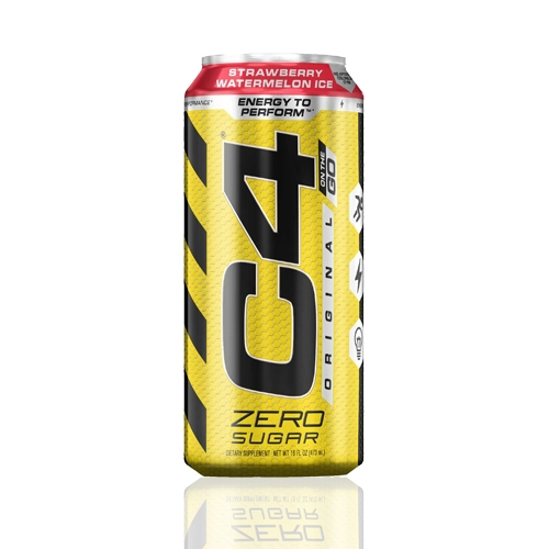 Lon C4 Orginal RTD, 16 Oz (473ml)