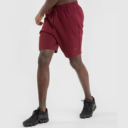Quần shorts Gymshark Mens Ozone Shorts - Red