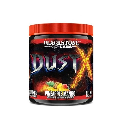 Blackstone Labs Dust X with DMHA Pre Workout, 25 Servings