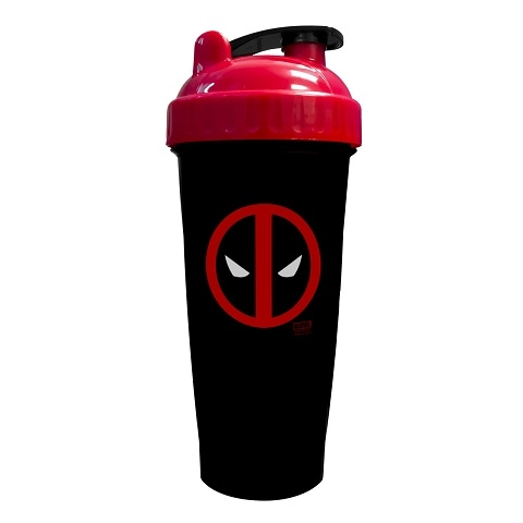 Hero Series Shaker, DEAD POOL Super Hero (860 ml)