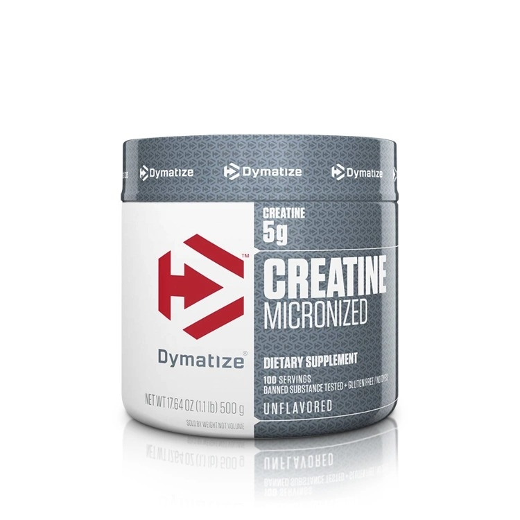 Dymatize Micronized Creatine, 500g (100 Servings)