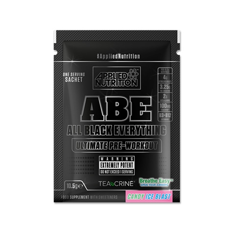 Gói 1 lần dùng Applied Nutrition ABE Pre-Workout, 1 Servings