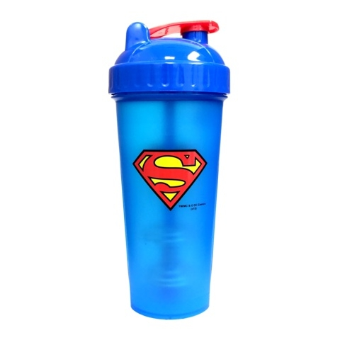 Hero Series Shaker, SUPERMAN Super Hero (860 ml)