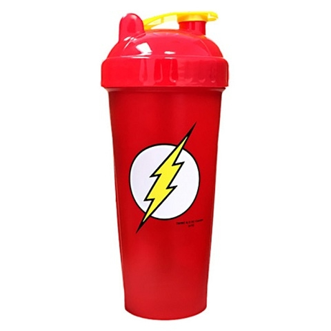 Hero Series Shaker, FLASH Super Hero (860 ml)