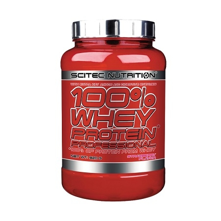 Scitec Nutrition 100% Whey Protein Professional, 920 Gams (30 Servings