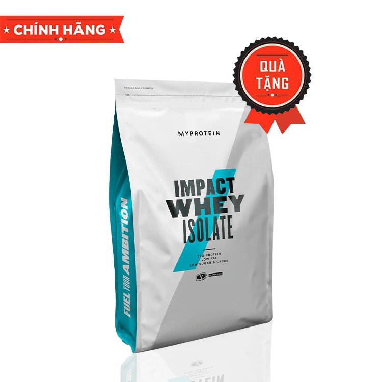 MyProtein Impact Whey Isolate, 5 Kg (200 servings)