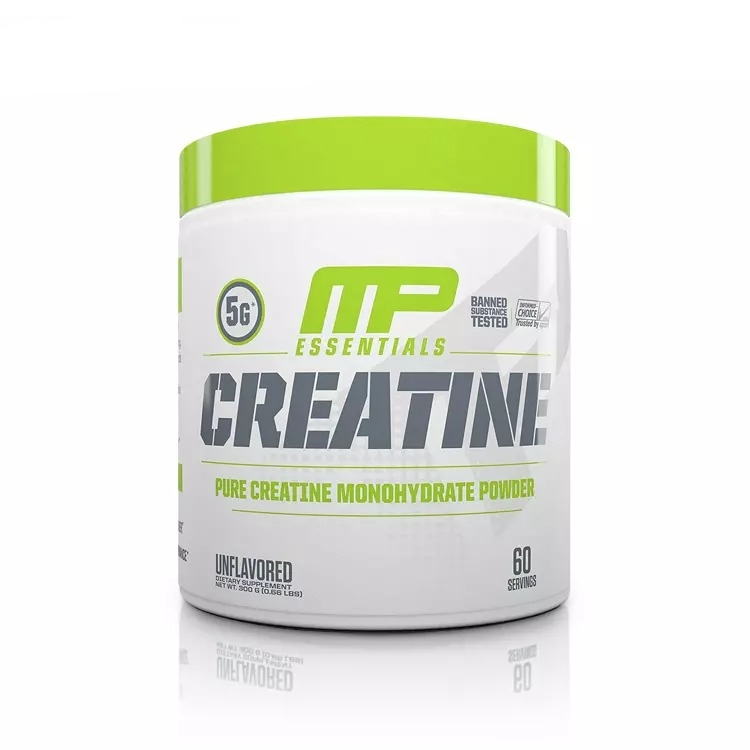 Musclepharm Essentials Creatine 300g, (60 Servings)