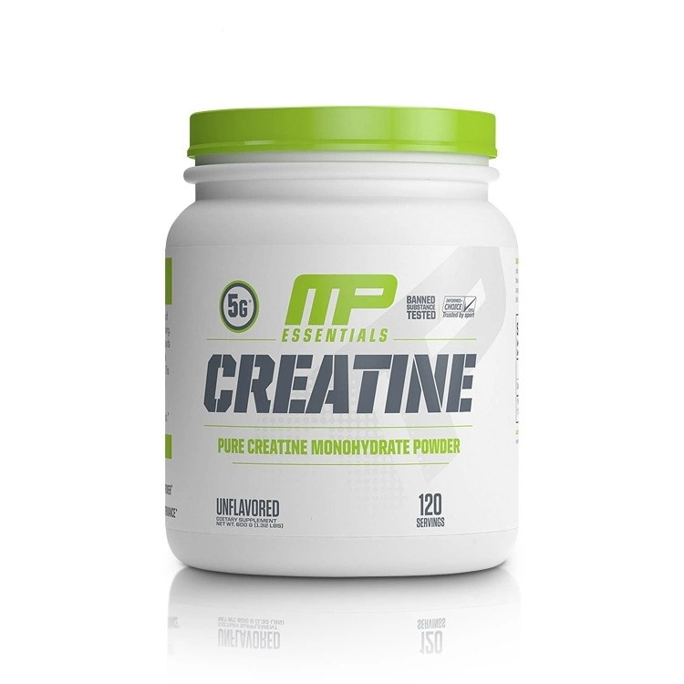 Musclepharm Essentials Creatine 600g, (120 Servings)