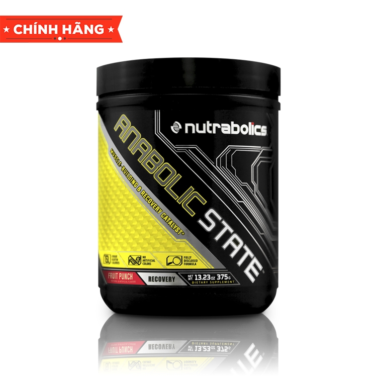Nutrabolics - Anabolic State - 30 Servings