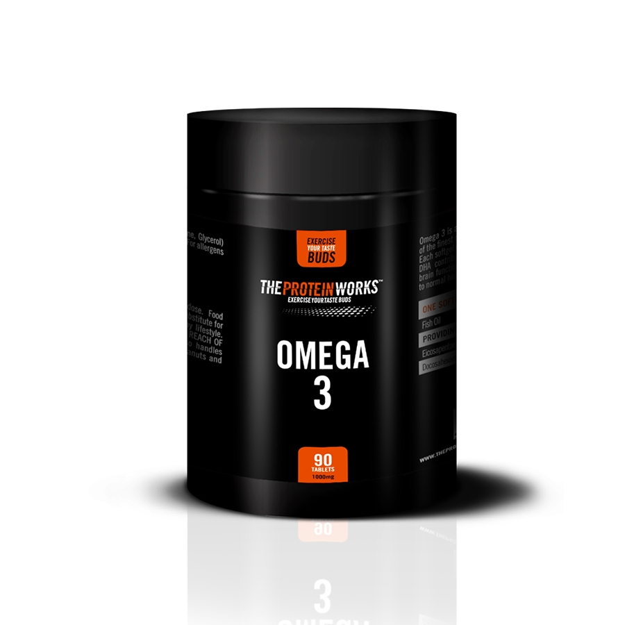 The Protein Works Omega 3 1000mg, 90 Softgels