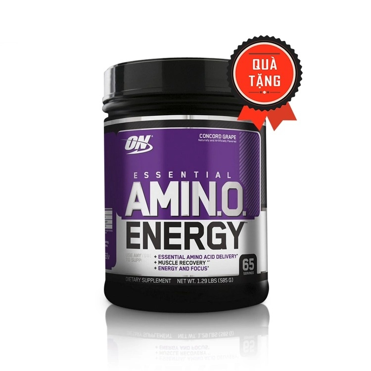 ON Essential AmiN.O. Energy, 65 Servings