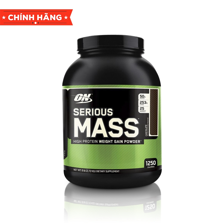 ON Serious Mass, 1 Kg - (Tách lẻ)