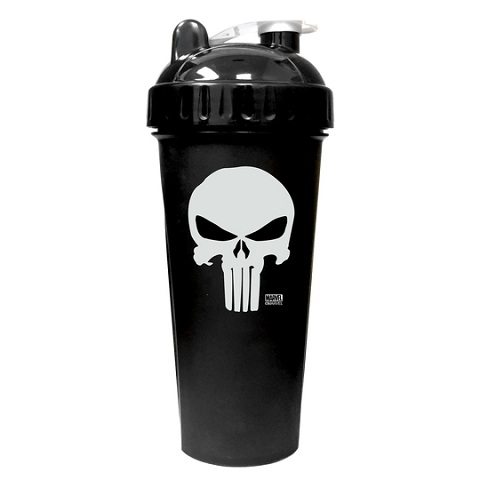 Hero Series Shaker, PUNISHER Super Hero (860 ml)