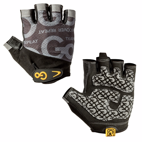Găng tay tập Gym nữ Women's Go Grip Training Gloves, Black/Gray