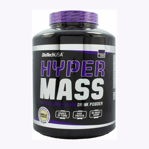 BioTechUSA Hyper Mass, 4000g (61 servings)