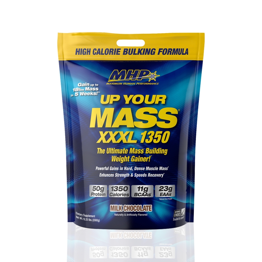 MHP Up Your Mass XXXL 1350, 12 Lbs (5.44 KG)