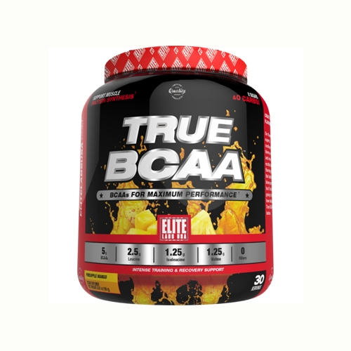 Elite Labs USA True BCAA, 30 Servings