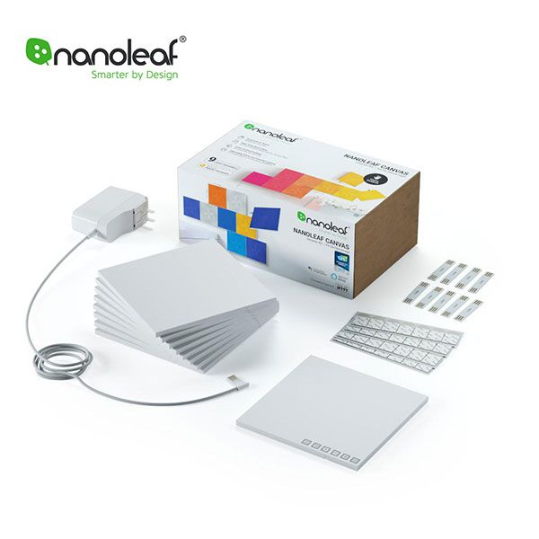 Nanoleaf Canvas Smart Kit - 9 Miếng