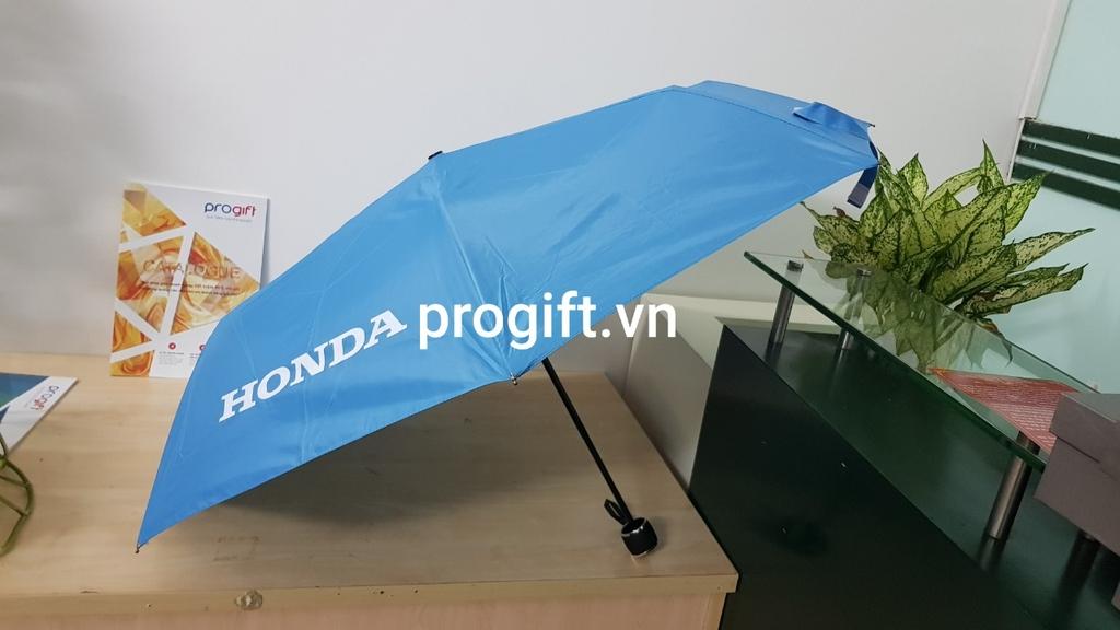 Ô cầm tay gập 3 Honda - Quà tặng chuyên nghiệp PROGIFT