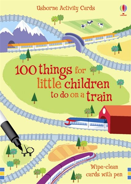 100 things to do on a trains