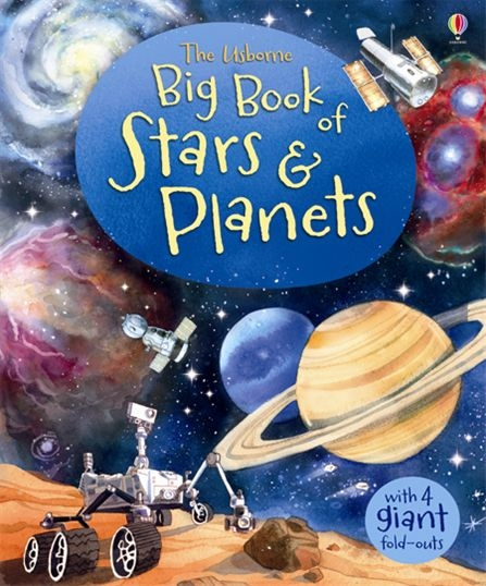 Big book of stars and planet