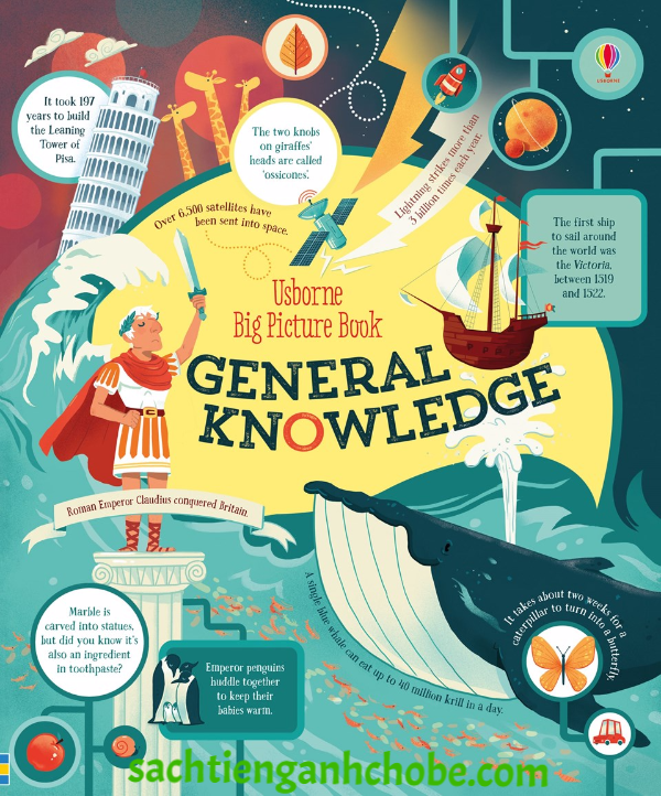 Big picture of general knowledge