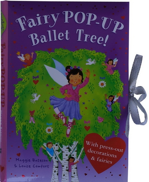 Fairy Pop-up Ballet Tree