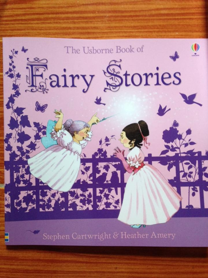 FAIRY BOOK & JIGSAW PACK