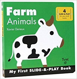 Farm Animals (My First Slide-&-Play)