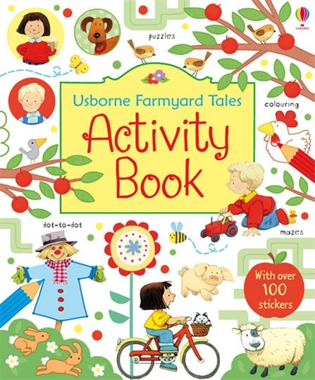 Activity farmyard tales book