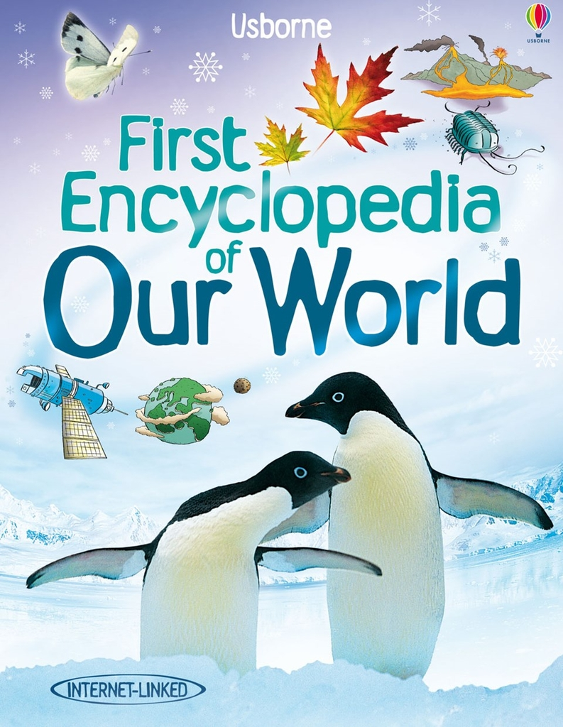 1ST ENCYCLOPEDIA OUR WORLD