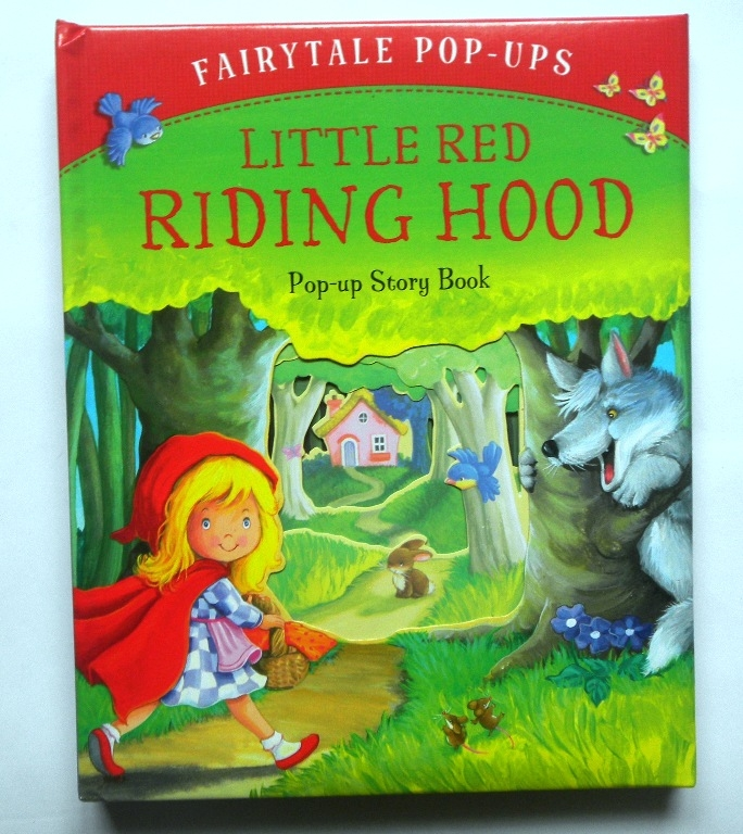 Pop up little red ridding hood