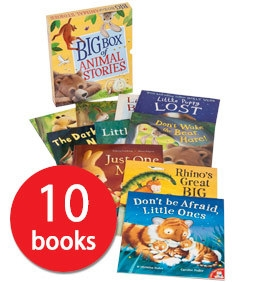My Big Box of Animal Stories Collection - 10 Books