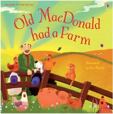 Old Mac Donald picture book