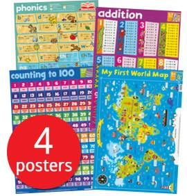 My Wall Chart Pack 5+