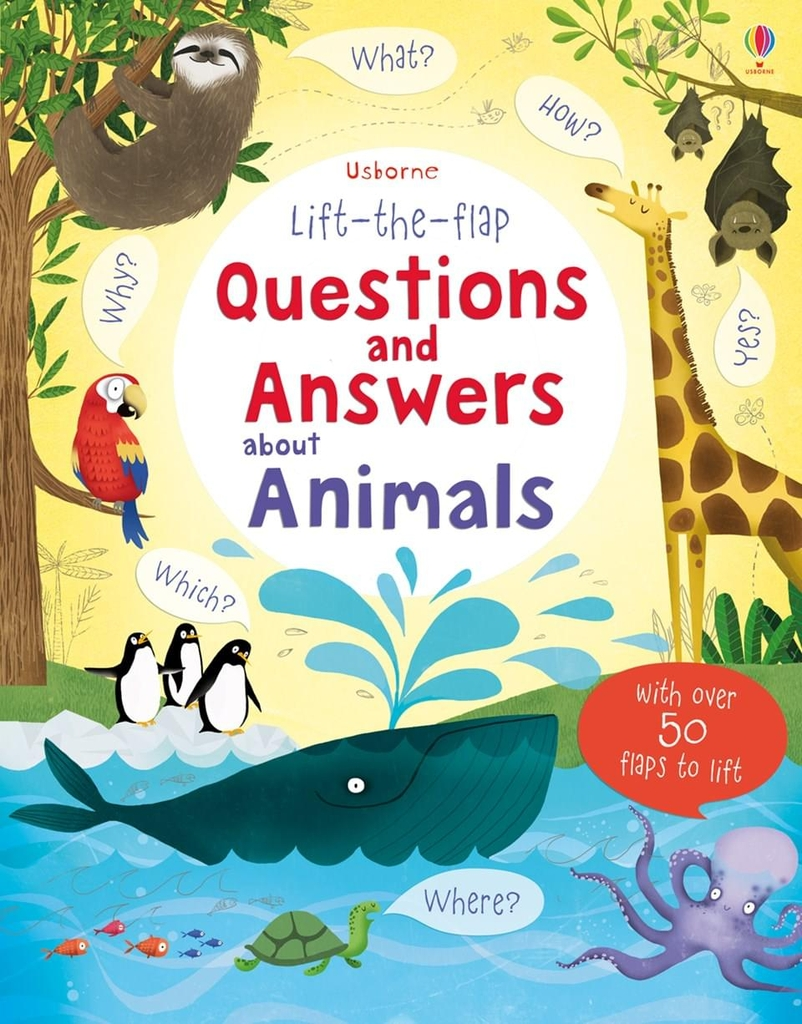 Question and answer about animals