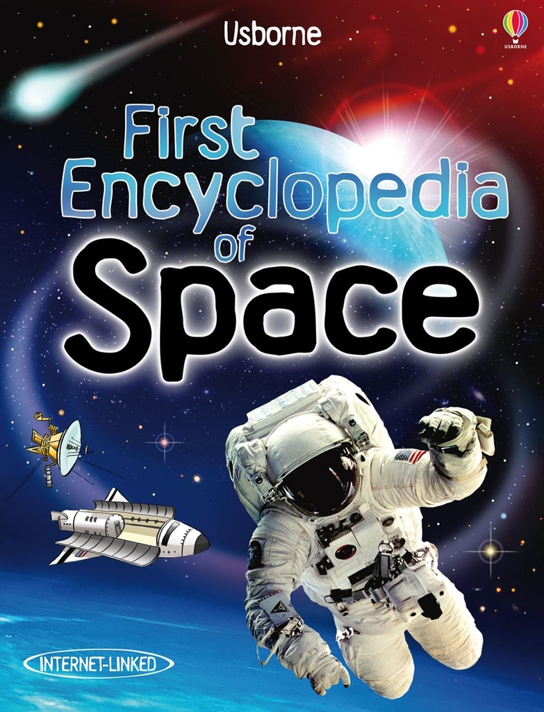 FIRST ENCYCLOPEDIA SPACE