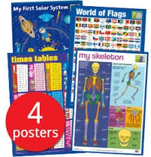 My Wall Chart Pack for Ages 7 Plus