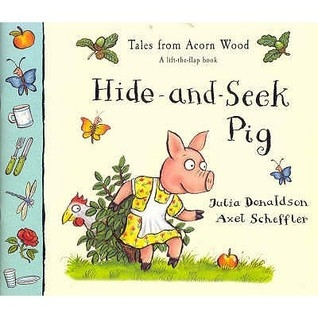 Tales from Acorn Wood: Hide-and-Seek Pig