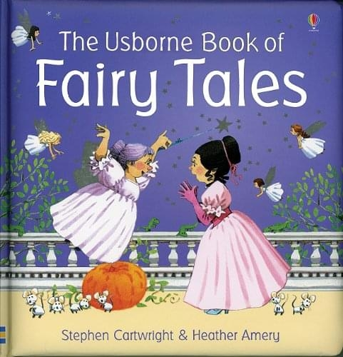 The Usborne Book of Fairy Tales (bind-up)