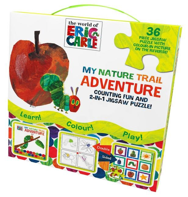 World of Eric carle activity