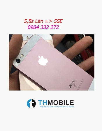 Thay vỏ Iphone 5s thành Iphone 5SE